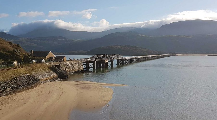 Latest from NR including Barmouth Viaduct restoration