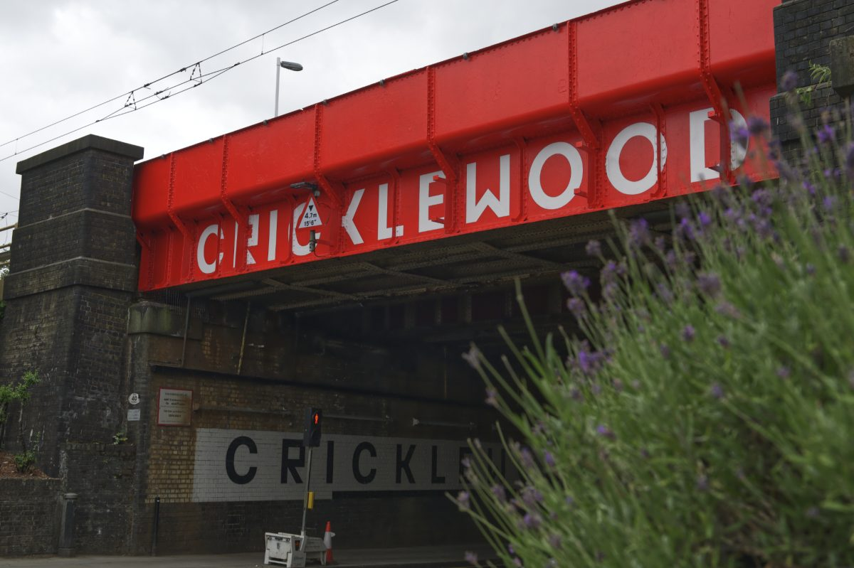 Bright new sign creates a buzz in Cricklewood